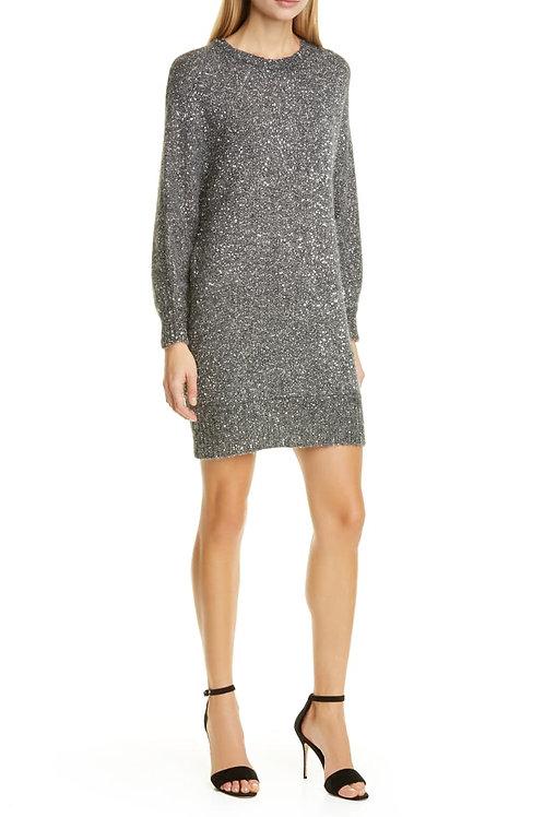 Esqualo / Sweater sequins Long Sleeve