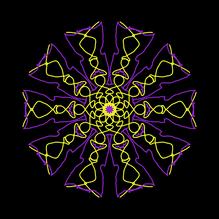 Purple and Yellow Nameless