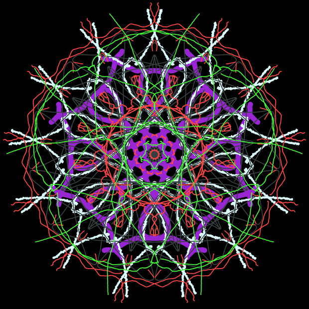 Mandala Thirteen