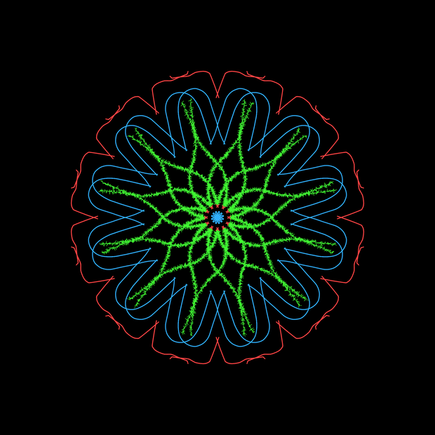 Nameless Mandala