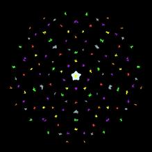 Social Distanced Mandala