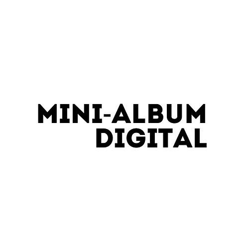 MINI-ALBUM DIGITAL (pré-commande)