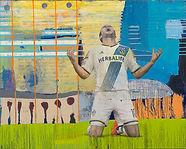 """LD  Oil on Canvas 48"""" x 60"""""""