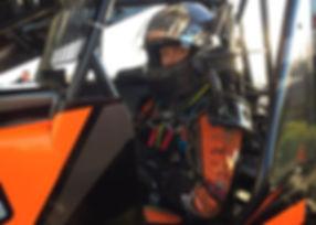 Northern California Sprint Car Racer, Lucas Ashe