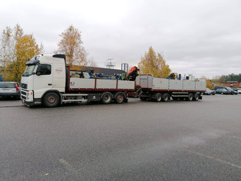Transport Danne Rehn 12