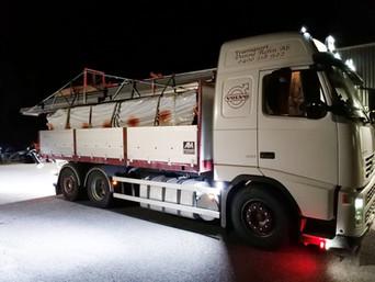 Transport Danne Rehn 18