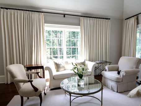 How to hang curtains without mistakes??