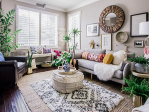 TIPS TO DECORATE BOHO STYLE