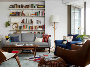 HOW TO PAIR RUGS IN OPEN CONCEPT SPACES