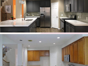 How to Choose Painting for Your Kitchen Cabinets?