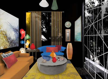 TIPS FOR ECLECTIC INTERIOR DESIGN STYLE