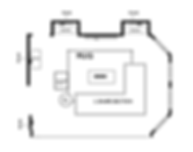 LIVING ROOM FLOOR PLAN/ E-DESIGN