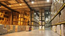 Bâtiment Logistique : (Basse Normandie - 14)