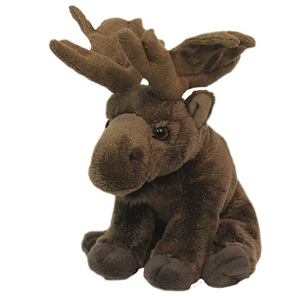 Small and natural moose