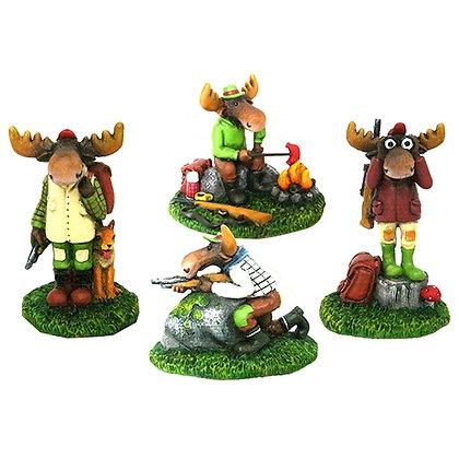 Moose figure (8cm)