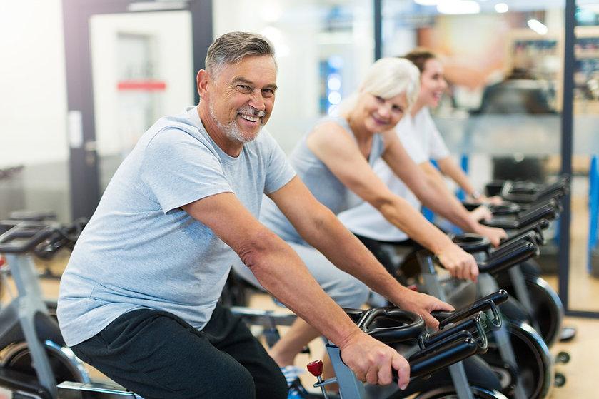 anti aging cycling