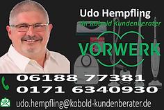 Udo Hempfling - Kobold Kundenberater