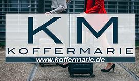 www.Koffermarie.de Reisekoffer