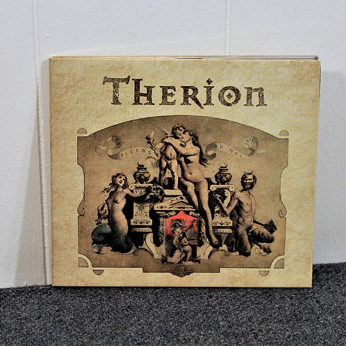 Therion, Les Fleurs du Mal CD, used, great shape
