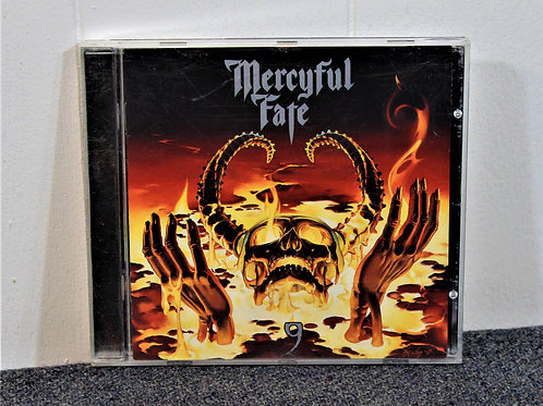 Mercyful Fate, 9 CD, used
