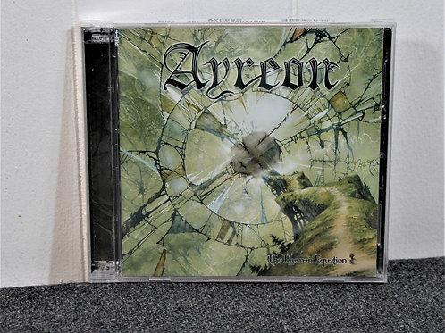Ayreon, the human equation CD, NEW