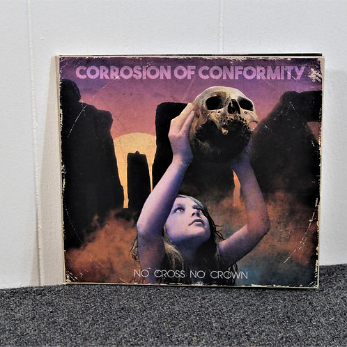 Corrosion of Conformity, No cross no crown CD, used