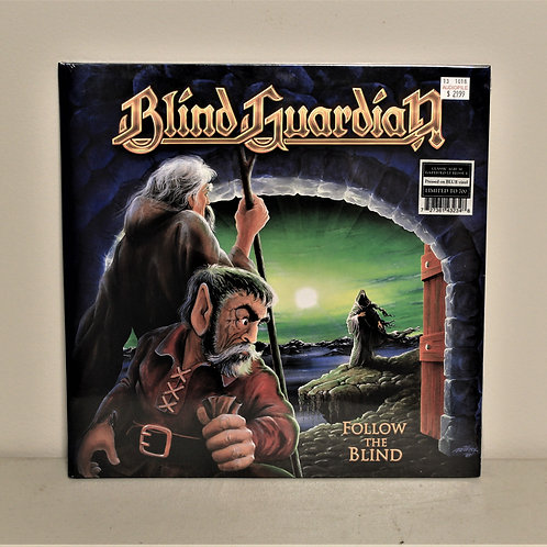 Blind Guardian, Follow the Blind LP, sealed