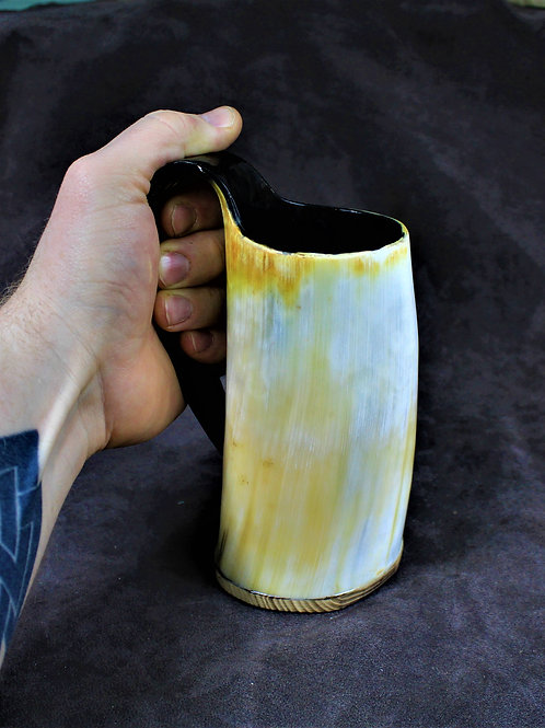 Drinking horn mug - standard size