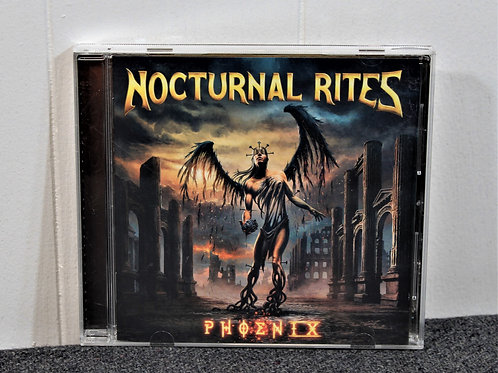 Nocturnal Rites, Phoenix CD, used