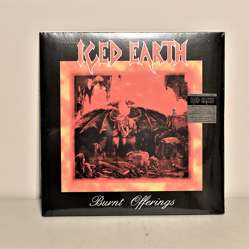 Iced Earth, Dantes Inferno, LP, sealed