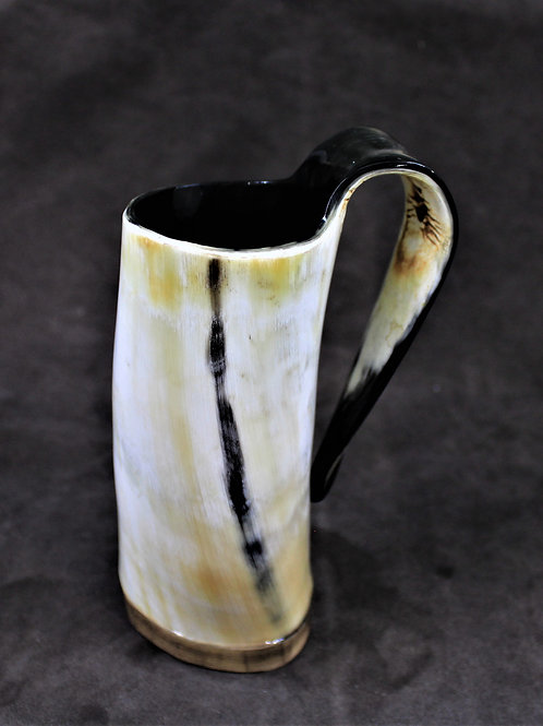 Drinking horn mug - standard size, colorful