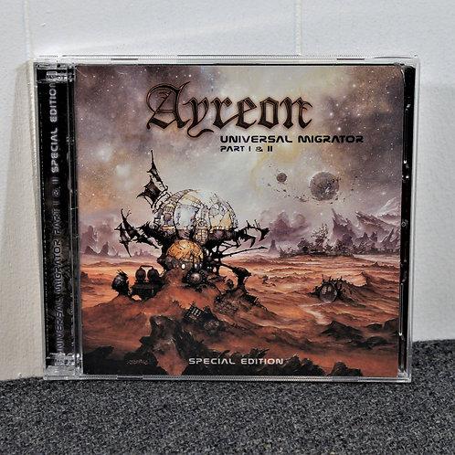 Ayreon, Universal Migrator CD, used