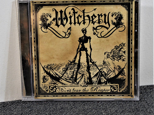Witchery, Don't fear the reaper CD, used
