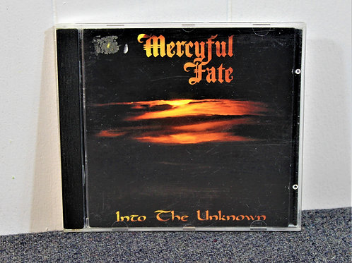 Mercyful Fate, Into the Unknown CD, used