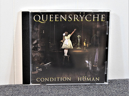 Queensryche, Condition Human CD, used