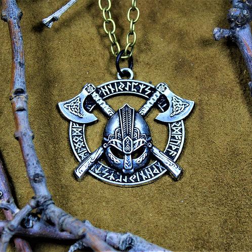 Viking necklace, Viking battle talisman