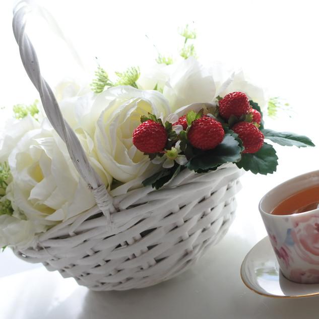 strawberry picnic