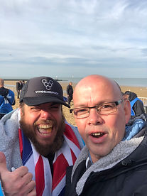 Ross Edgley round Britain swim