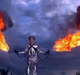 Joseph Peace Fire Spetacular