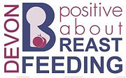 Devon Positive About Breastfeeding Logo.