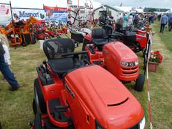 exhibitors trade stands