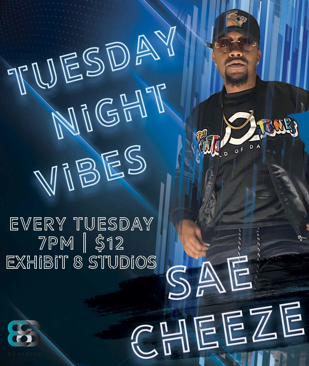 #TuesdayNightVibes W/Sae Cheeze