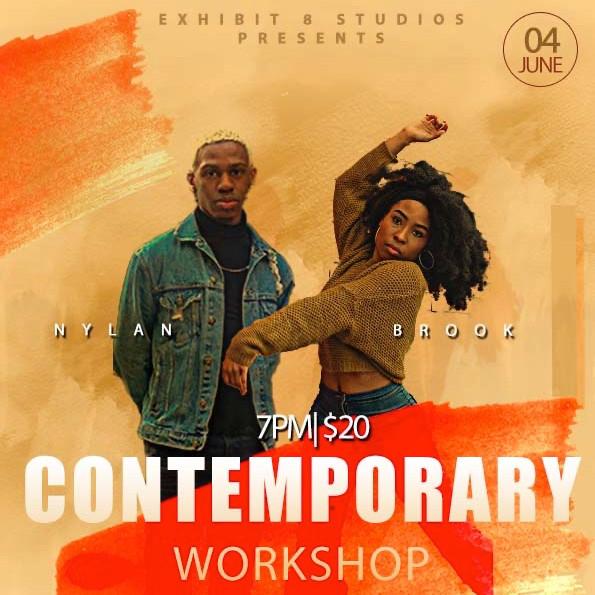 Contemporary Workshop W/ Brooklyn &Nylan
