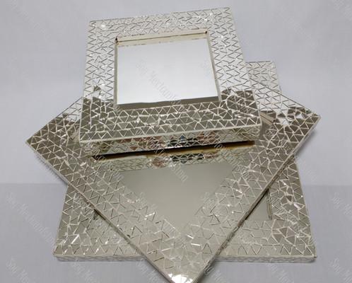 espejos plateados - Espejos Plateados
