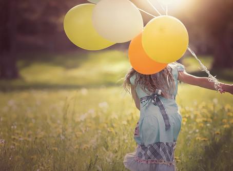 När musiken tystnar är du lycklig!