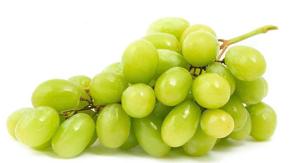 Uva verde sin pepa 1 libra
