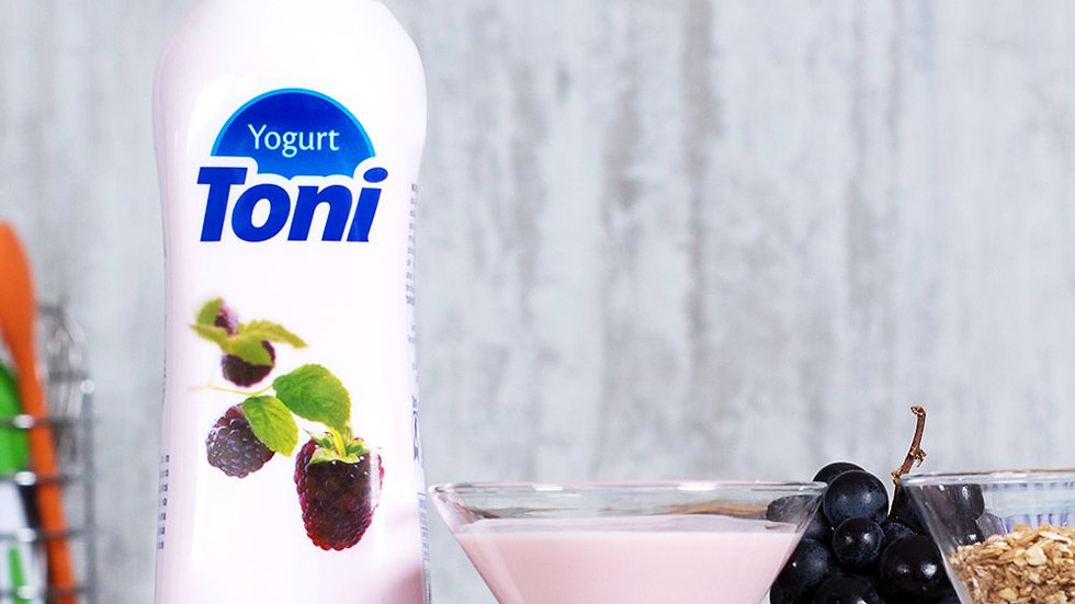Yogurt Tony
