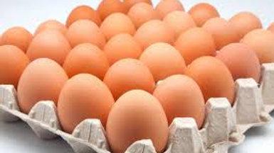 Cubeta de 30 huevos