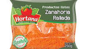 Zanahoria Rallada 250gr