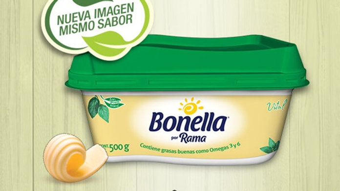 Mantequilla Bonella